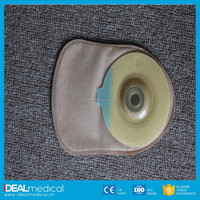 Ostomy bags One-Piece Closed Pouch for patients in miniature size from China supplier