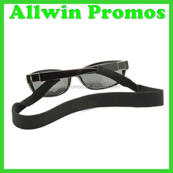 Fashion Eyeglass Designer Stretchable Silicone Glasses Strap