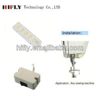 5 SMD 12 volt flexible map light