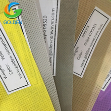 Chinese Supplier Name Of Non Woven Fabric Factory Price, List Of Non Woven Fabric