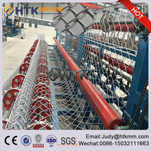 New Design Full Automatic Chain Link Fence Making Machine