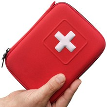 Customized travel eva first aid kit