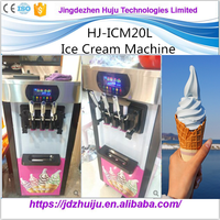 Wholesale Commercial Soft Ice Cream Machine