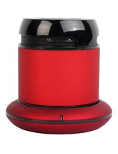 New products 2016 Free shipping Thanksgiving Day red mini portable speakers