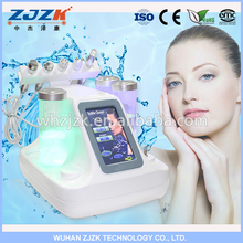 FDA-cleared device Beauty salon reception desk ultrasound skin care machine reduce acne