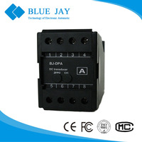 BJ-DPA Single-phase DC Current transducer, 4~20mA, 0~20mA, 0~5V output, accept customerized order