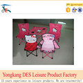 Cartoon Small size beach chair folding deck chair for kids folding chair from FACTORY