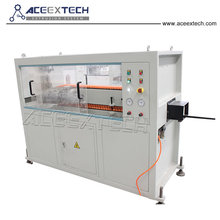 Multi functional pvc tube making machine plastic pipe extruder/20-63mm water pipe making extrusion plant