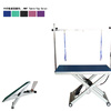 2017 Good quality Electric lift dog grooming table with wheels /N-108