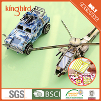 Educational Toy Set Paper Model 3D