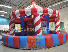 2016 new design Carnival 5 in 1 game for party rentals inflatables in China
