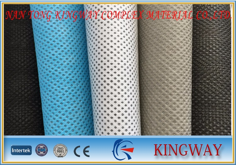 microporous breathable membrane for roof and wall roof membrane