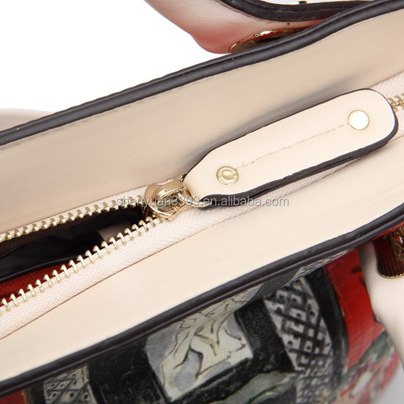 2016 High quality purses handbags,vintage big messenger bag,pu leather bags for ladies