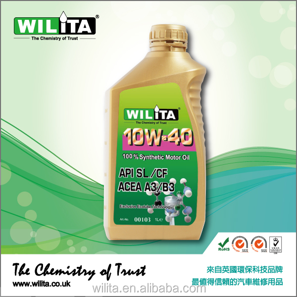 WILITA Lubricant Engine Oil SAE 10W40