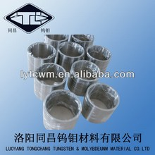 High quality custom-made astm molybdenum tube/pipe