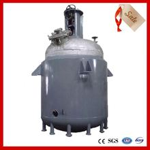 chemical stirred tank jacketed glass reactor