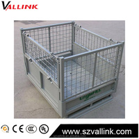 High Precision Cargo Wire Mesh Container