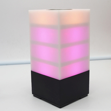 New Fashion Wired Light Dancing Speaker Music Angel Colorful Light Show Fountain Wireless Speaker
