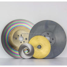 High precision finishing M42 material HSS saw blade/stainless steel inductry cutting tool
