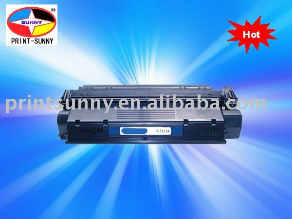 printer toner for HP7115A/HP15A