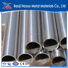 high quality GR1 GR2 Gr5 seamless titaium pipe /tubes price