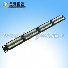 24 Ports Cat5e Patch Panel