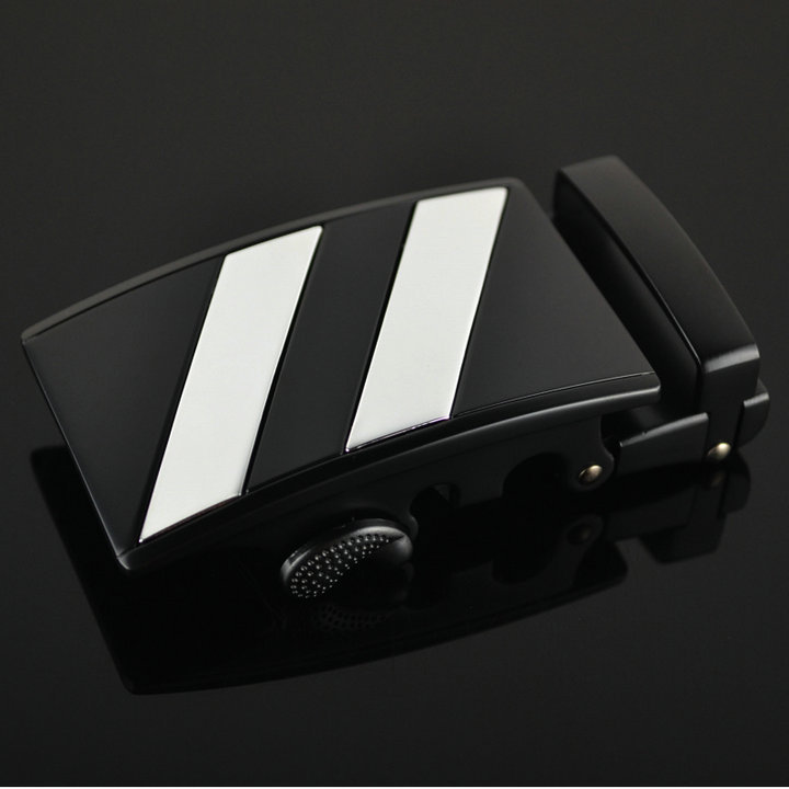 new arrival leisure simple belt buckle automatic buckle for men