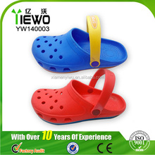 2014 Promotion Cheap Woman Hospital Rubber Clogs