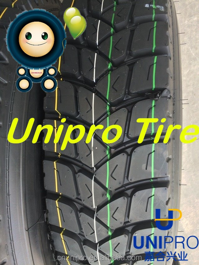 Annaite Amberstone China tyre truck tyre 10.00R20 from Chinese tire factory
