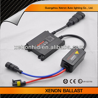 High Performance 12V/24V 35W AC HID Slim Ballast with Fast Shipping for Xenon Bulb H1 H3 h4 9005 H7 H8 H9