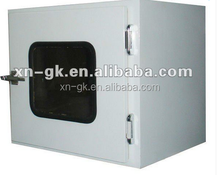 Clean areas small items transmission Cleanroom Pass Box pharmaceutical pass box cleanroom equipment