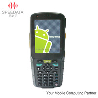 Factory pass ISO9001 Android Portable PDA Computer with Barcode Scanner/RFID Reader/Printer all in one(mobile handheld device)
