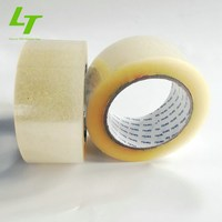 print custom office adhesives and tapes brown packing adhesive tape