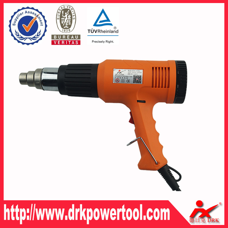New designed hot air heat gun