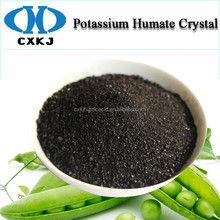 Potassium Humate Dosage With 150 Kilograms Per Hectare