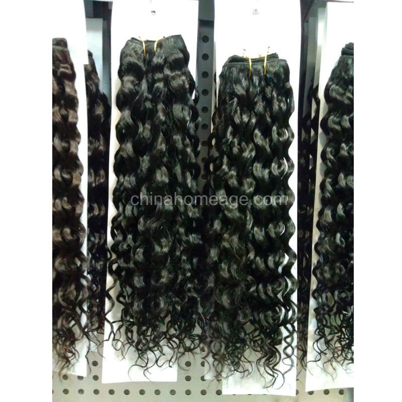 homeage remy italian curl hair extension wholesale