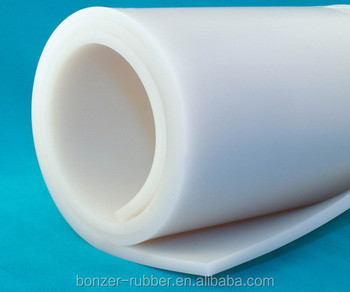 Temperature Resistant Food Grade Silicone Rubber Sheet