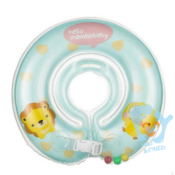 hot sale water toy customized baby float neck ring