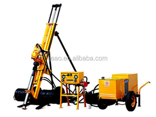 rock drilling machine