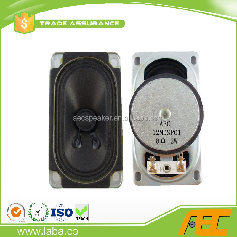 wholesale 50x90mm tv <strong>speaker</strong> unit 8 ohm 3w mini <strong>speaker</strong>