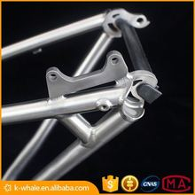 GR9 mtb moutain bike titanium 29er frame in bicycle frame