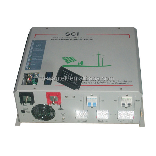 New!High Efficiency Industry Frequency DC To AC Solar Panel Inverter 240V 1-6KW From Plant