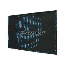Skull Effect Halloween led curtain