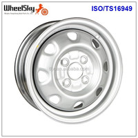 13inch Steel Wheel 13x5.5 4x100 for Passenger Car