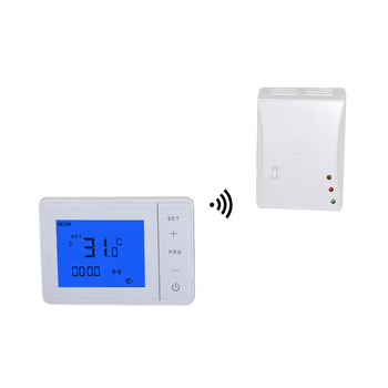 Digital 433mhz wireless gas boiler thermostat