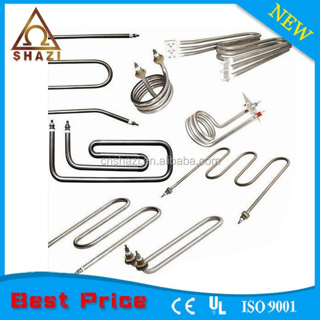 Hot Runner Manifold Flexible Electric Tubular Heater