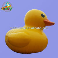 2013 the most popular giant inflatable promotion duck