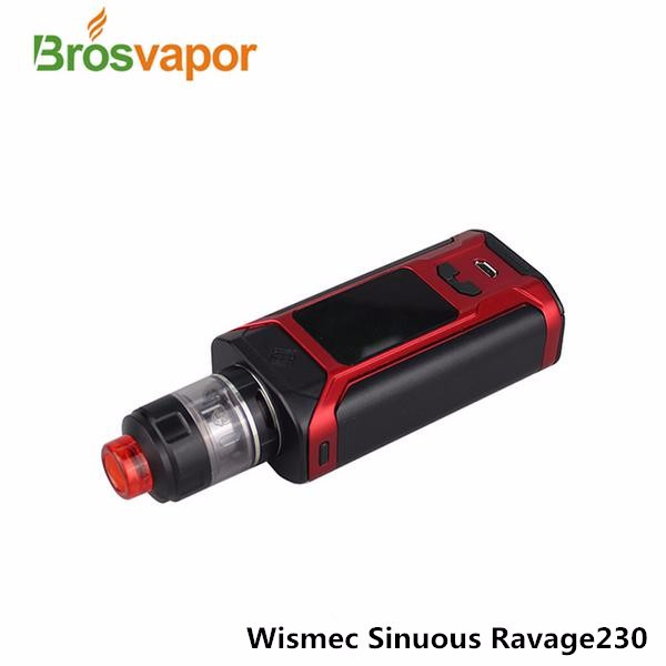 Wismec Sinuous Ravage230 5