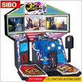Coin operated kiddie rides skill game machine china game machine Motorcycle for 1 player