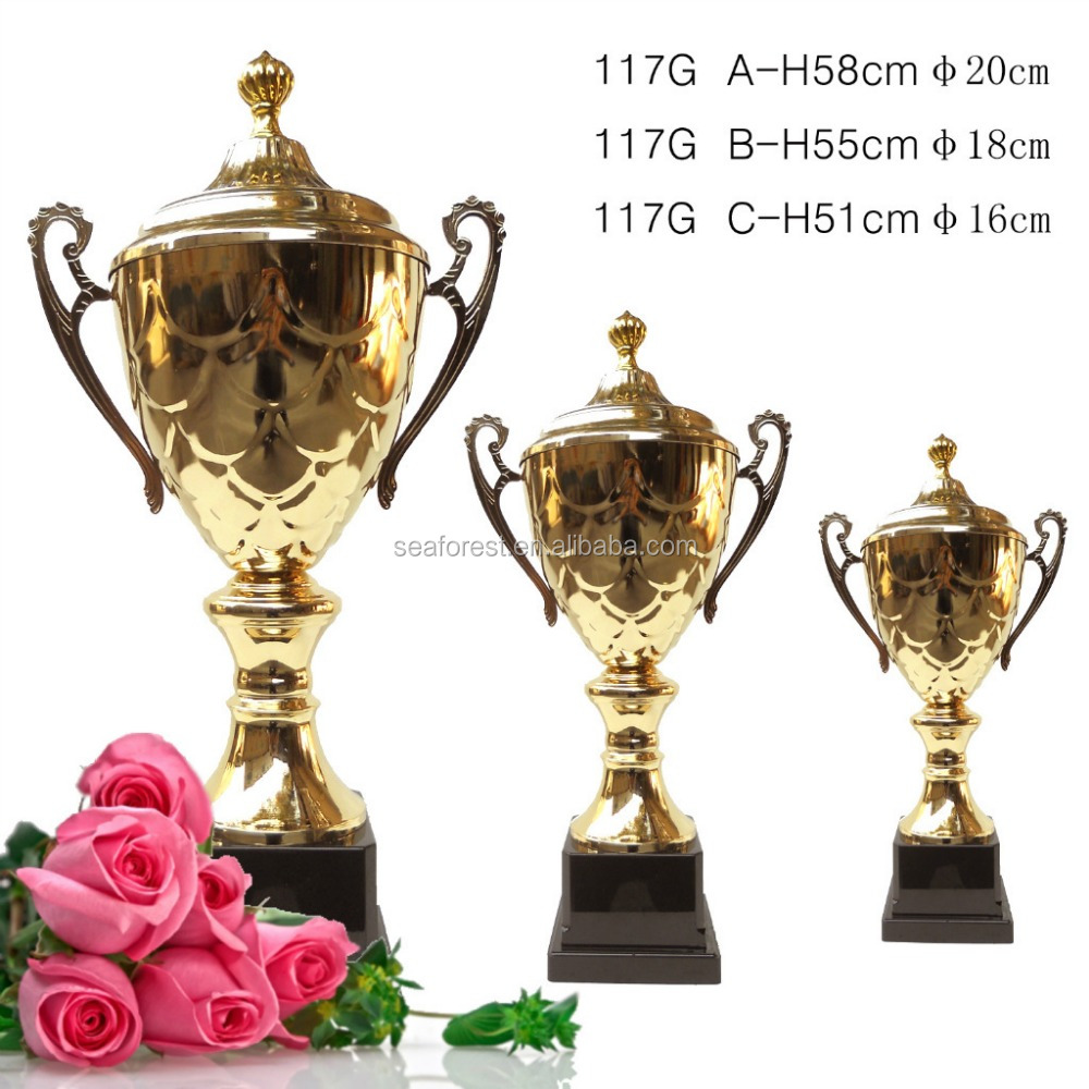 Wholesale High Quality Metal Trophy For 2018 World Cup